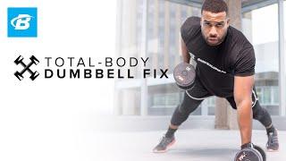 Total-Body Dumbbell Fix   Trailer