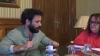 UN CAFE CON EconomiaPolitica.uy. 1era parte: DISTRIBUCIÓN DE INGRESOS
