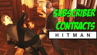 Bad hair day - Hitman Subscriber Contracts