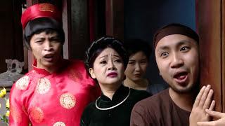 Phim hài tết 2017 Mới Nhất   ĐỐ LÀM ÔNG CƯỜI Tập 2   Phim Hài Quang Tèo, Quốc Anh, Mai Thỏ