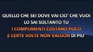 Jovanotti - Chissa' se stai dormendo (Video karaoke)