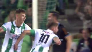 De eerste goals van Ramon Pascal Lundqvist