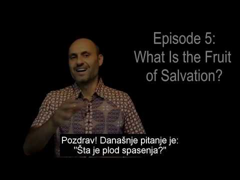 Imad Avde: Šta je plod spasenja