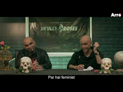 Promo for Skulls and Roses TVC