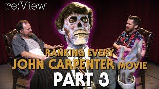 Ranking Every John Carpenter Movie (part 3 of 3) - re:View