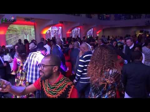 Un orchestre congolais au 200% Live des Banen du Benelux (HEKOK)