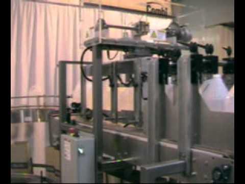 2-EZ HS DPI Vinegar F Gallon High Speed Drop Packer