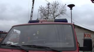 preview picture of video '998, czyli jak pracuje straż pożarna w Gminie Kolbudy'