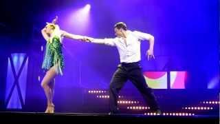 Fréderic & Vita, Dance Again SYTYCD theatertour