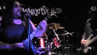 Abomination Wide - bite your tongue even blood ao vivo no Metal Massacre ll