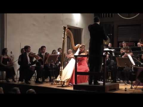 Jana Boušková plays Morceau de Concert by Saint-Saëns