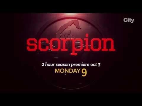 Scorpion Season 3 (Canadian Promo)