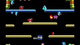 Mario Bros. Arcade - Killscreen on Hardest (1/2)