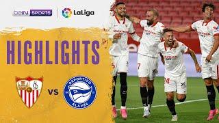Sevilla 1-0 Alaves Pekan 38