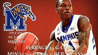 Joe Jackson 2013-2014 Memphis NCAA1