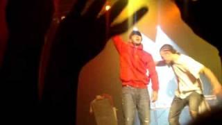 Danny Fernandes dancing LIVE [HD]