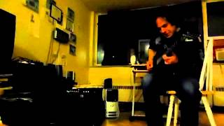 MOVIE 024 Michael Villary does Guitarsolo From Song Called Friday Steave Lynch From Autograph
