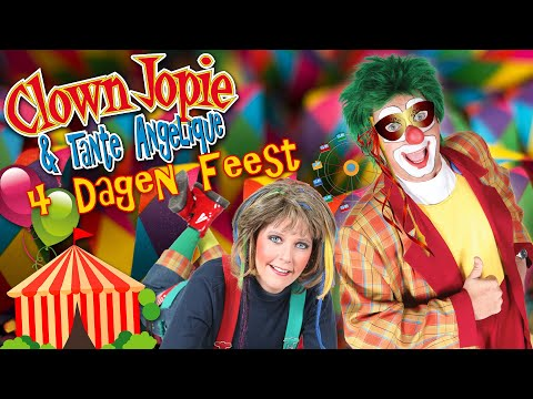 Video van Clown Jopie & Tante Angelique Kindershow | JB Productions
