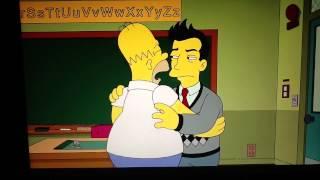 Homer Simpson crying (classroom)