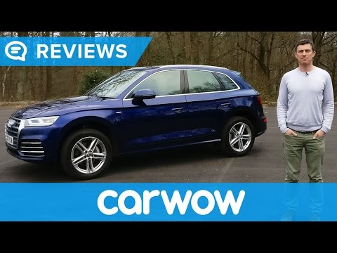 Audi Q5 SUV 2018 in-depth review | Mat Watson Reviews