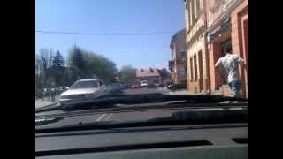 preview picture of video 'trasa Niebylec - Strzyżów'