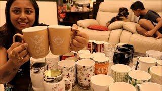 Mera Coffee Cup/Mug Collection || मेरा कॉफी कप / मग संग्रह