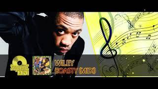 "Wiley & Sean Paul, Stefflon Don (ft. Idris Elba)   BOASTY (MIDI REMAKE  BEAT)   ""in The Style Of"""