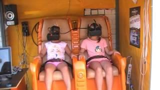 3D аттракцион Виртуальная реальность