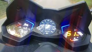 Variateur Polini Sur Kymco AK 550, Test Sur Route