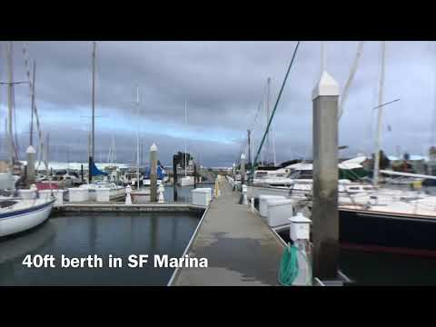 Grady-White Marlin 300 video