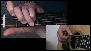 Damien Rice - Accidental Babies - Guitar Tutorial