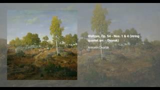 Waltzes, Op. 54
