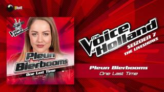 Pleun Bierbooms – One Last Time The Voice Of Holland 2016/2017 Liveshow 5 Audio