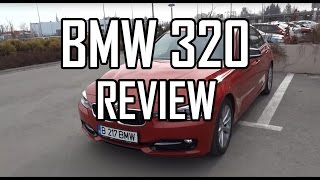 REVIEW- BMW 320d Sport Sedan(www.buhnici.ro)