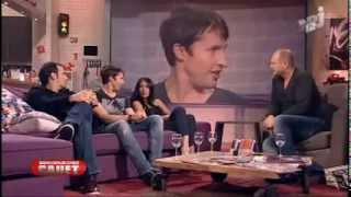 Bienvenue Chez Cauet : Anggun and James Blunt (Full Show)