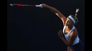 Ana Bogdan Vs. Anna Karolina Schmiedlova | 2018 Bogota Semifinals
