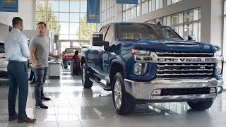 """If """"Real People"""" Commercials Were Real Life - CHEVY Silverado HD"""
