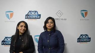 4x4 Marketing Course in Egypt Reviews