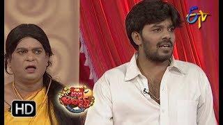 Sudigaali Sudheer Performance | Extra Jabardasth | 25th  May 2018 | ETV Telugu