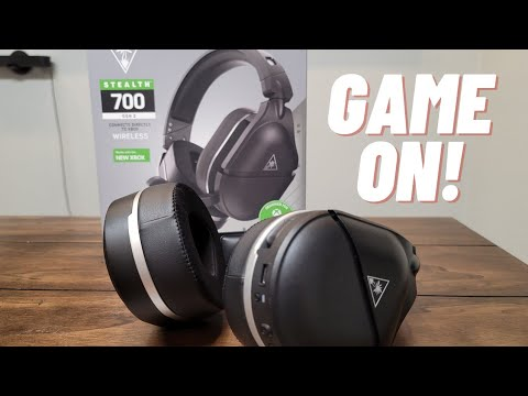 Turtle Beach Stealth 700 Gen 2 Review! Epic Xbox Wireless Gaming Headset!