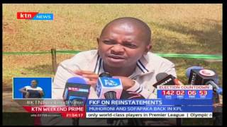 FKF president-Nick Mwendwa asks Sofapaka and Muhoroni Youth to abide by reguations or else...