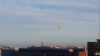 preview picture of video 'Helicopter over L'Hospitalet de Llobregat, Barcelona'