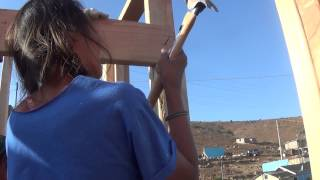 preview picture of video 'JACEY - Homebuilding in Tecate Mexico - April 2014'