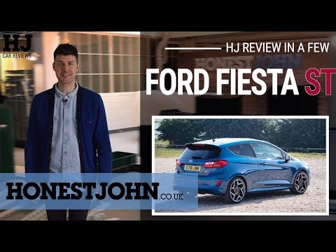 Car Review In A Few | 2018 Ford Fiesta ST - The Best Small Hot Hatch You Can Buy Today