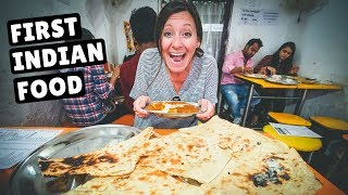 FIRST IMPRESSIONS OF INDIA   Old Delhi & Chandni Chowk Market