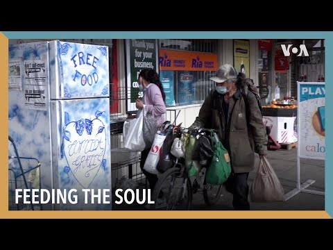Feeding the Soul | VOA Connect