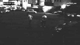 Car Park Incident