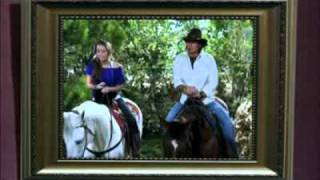 Miley Cyrus feat Billy Ray Cyrus - Love That Let's Go Official Music Video