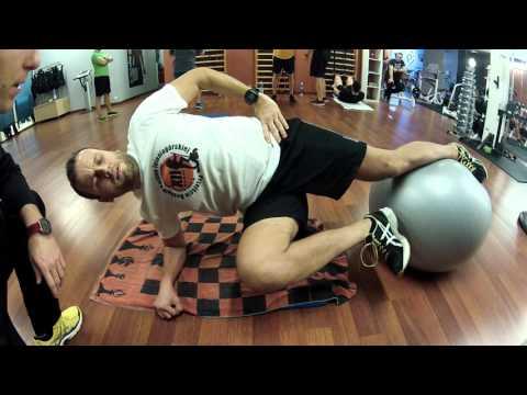 Usunąć skurcz mięśni brzucha