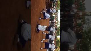 School girls dancing- this will shock any parent